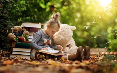 Как привить ребенку любовь к чтению в 6 лет