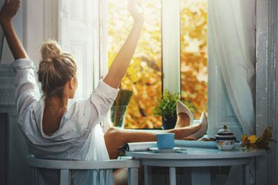 как сделать утро бодрым и добрым