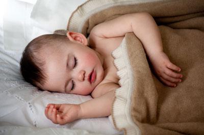 как уложить малыша спать быстро