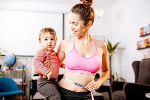 как похудеть после родов кормящей женщине