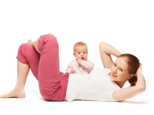 как кормящей женщине похудеть после родов