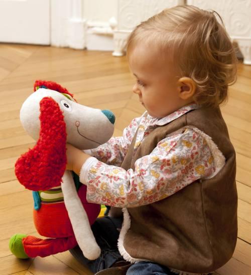 для годовалого ребенка игрушки