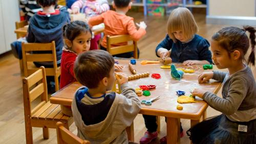 детское развитие монтессори центры