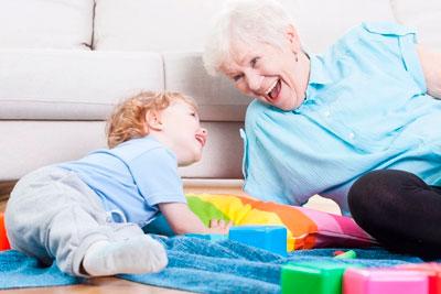няни и бабушки