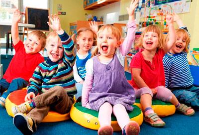 детский сад или бабушка
