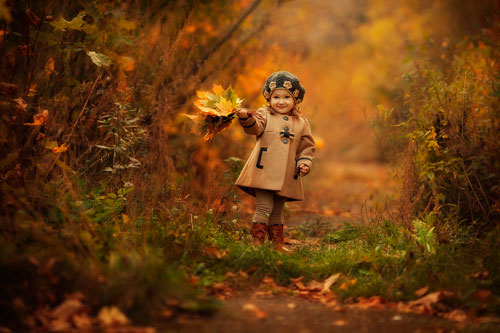 Стихи про осень для взрослых