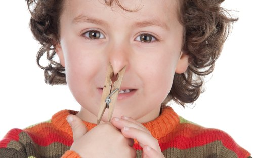 неприятно пахнет изо рта у ребенка