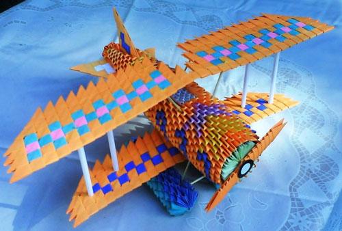 Поделка модульный оригами