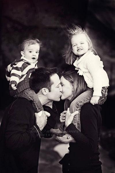 Как подготовиться к семейной фотосессии 1