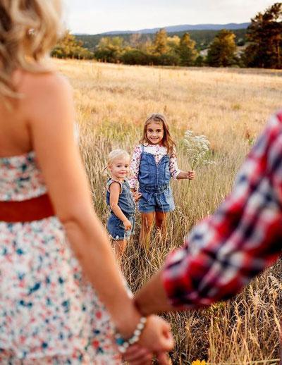 Как подготовиться к семейной фотосессии