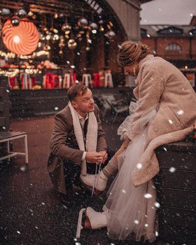 подготовка к романтической фотосессии