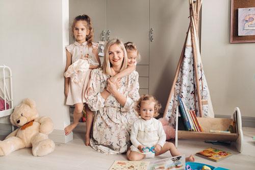 фотосессиия с дочками 2