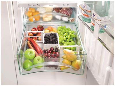 как организовать порядок в холодильники идеи