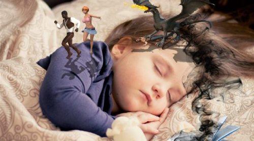 ребенок кричит во сне причины