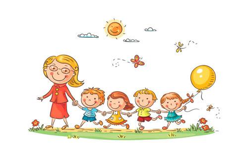 Поздравление воспитателю с днем рождения от детей в стихах