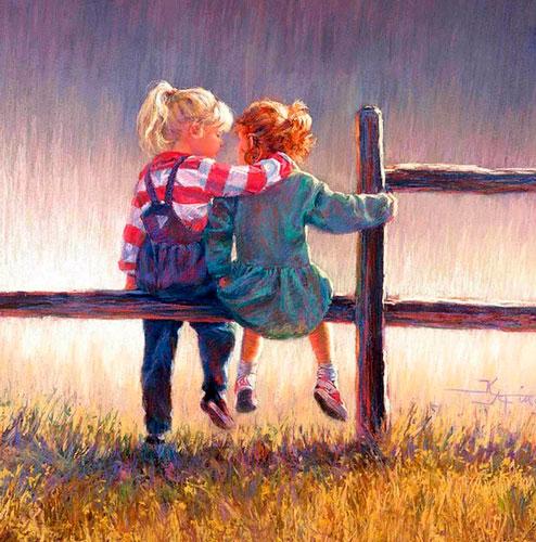 Пословицы о дружбе для детей
