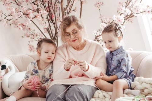 современные бабушки умеют ли воспитывать