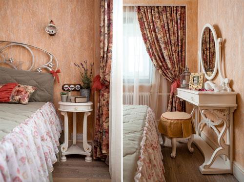 аксессуары спальни в стиле прованс 2