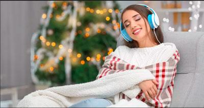 хорошая музыка для новогоднего настроения