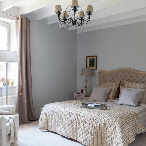 спальни в стиле прованс в доме