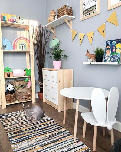 декор детской комнаты 2