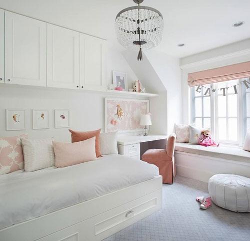 детская комната в белом цвете 2