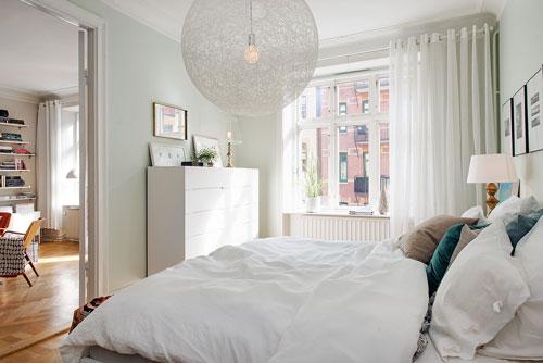 интерьер спальни в скандинавском стиле 10