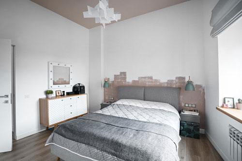 интерьер спальни в скандинавском стиле 6
