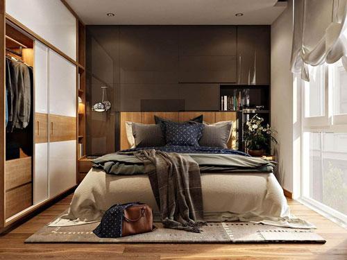 спальня интерьер в современном стиле 2020