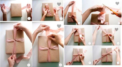 Как красиво упаковать подарки на Новый год 2