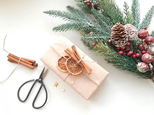 простая и красивая упаковка подарка своими руками на новый год 2