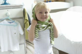 Как научить ребенка одеваться самостоятельно в 3 года