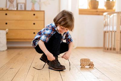 Как научить ребенка одеваться самостоятельно памятка