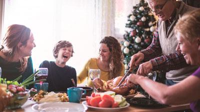 Как правильно встретить Новый год семье