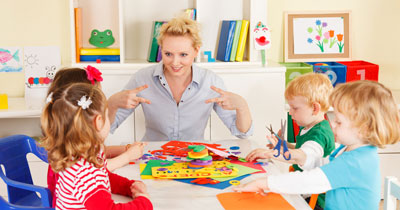 Как правильно выбрать школу раннего развития для ребенка в 4 года