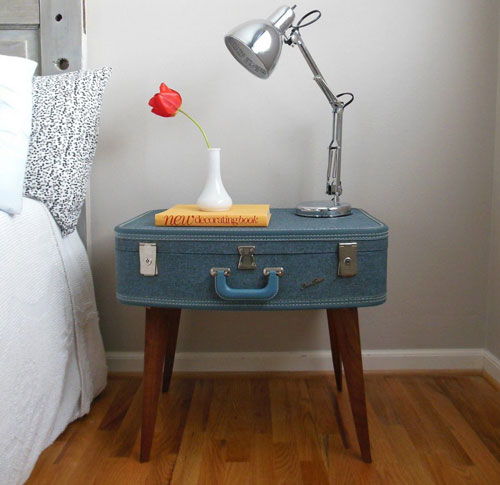 Как сделать из старых вещей новые мебель 4