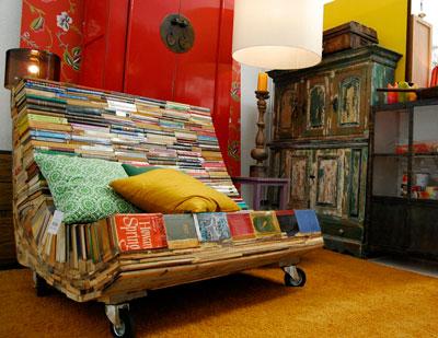 Как сделать из старых вещей новые мебель 1