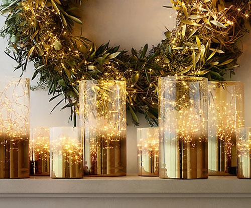Как украсить квартиру к Новому году В стиле Белого Быка 4