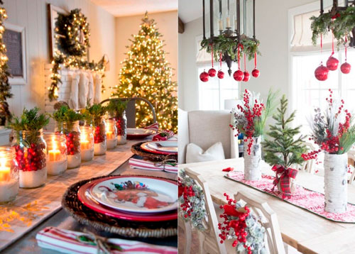 как красиво украсить квартиру к новому году 4