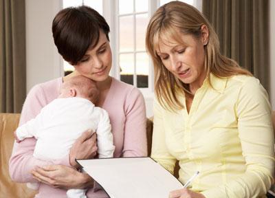 Как выбрать няню для малыша