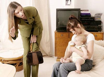 как выбрать няню для ребенка в 1 год