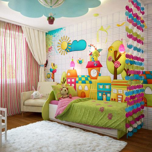 Какой цвет выбрать для детской фото 1