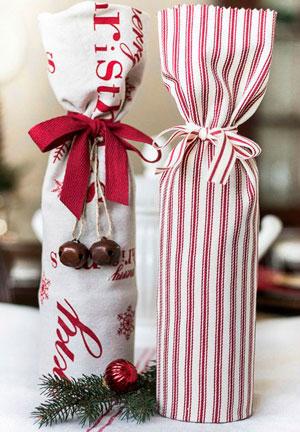 красивая упаковка подарка своими руками на новый год 3