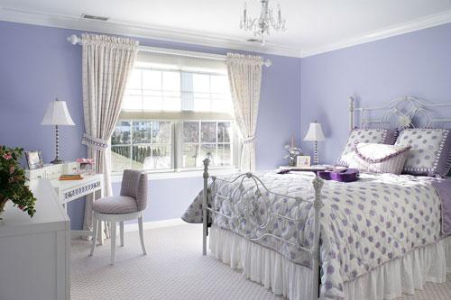 спальни в стиле прованс в квартире 4