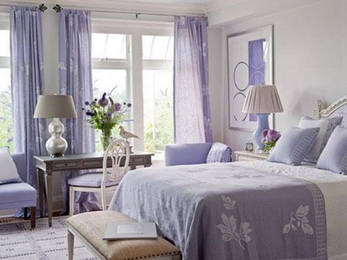 спальни в стиле прованс в квартире 2