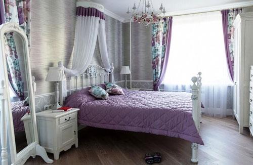 спальни в стиле прованс в квартире 3