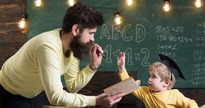 Маленькие гении и их родители