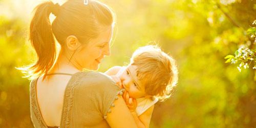 Красивые стихи о маме для детей и взрослых