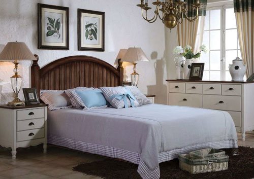 мебель для спальни в стиле прованс 2