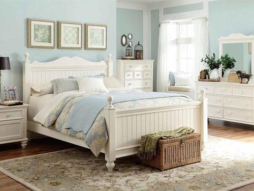 мебель для спальни в стиле прованс 3